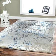 premium soft contemporary rug for living room luxury cream blue brown beige area rugs modern 3x5