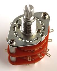 prs style 5 way rotary switch