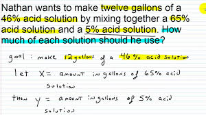 solving word problems using systems of linear equations worksheet 1443949 myscres