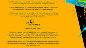 sunlife life insurance quote new what s hot sun life maxilink one dynamic fund rich filipino club