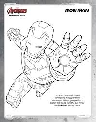 Small Picture Coloring Pages Free Printable Avengers Age Of Ultron Coloring