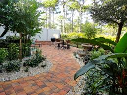 Small Picture Landscape Ideas Florida Awesome Tropical Landscaping Ideas