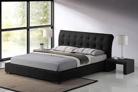 contemporary platform bed frame  aio contemporary styles