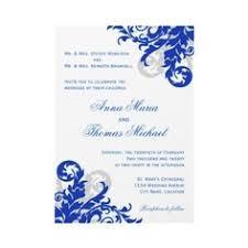 royal blue wedding cakes royal wedding free vectors give thanks White And Blue Wedding Invitations royal blue and silver flourish wedding invitation royal blue and white wedding invitations