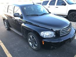 2007 Used Chevrolet HHR 2WD 4dr LT at East Madison Toyota Serving ...
