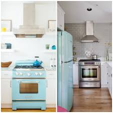 Kitchen And Home Appliances Big Chill Appliances In 6 Classic Spring Shades Big Chill