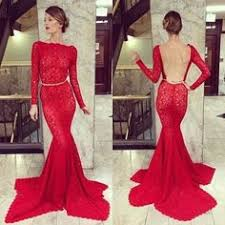 Christmas Party Dresses Long Sleeve