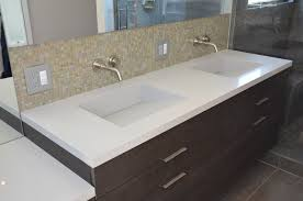 astonishing bathroom sink tops pmc at countertops with built in