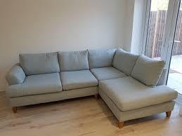 corner sofas dfs. Plain Corner Corner Sofa DFS Capsule Collection  Light Blue Throughout Sofas Dfs I