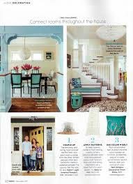 better homes and gardens interior designer. Pulp Design Studios Better Homes \u0026 Gardens November 2017 Featuring Turquoise Dining Chairs, Room And Interior Designer
