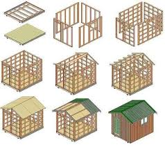 Small Picture Wooden shed design software 15 x 10 pent shed