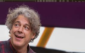 Alan Davies at Latitude 2018 : Reviews 2018 : Chortle : The UK Comedy Guide