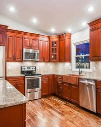 cherry kitchen cabinets photo gallery. Cabinet \u0026 Storage Charleston Cherry Kitchen Cabinets Rta From Lily For Sale Stock Country Designs Photo Gallery