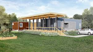 Off The Grid Prefab Homes These 150000 Prefab Houses Dont Need Any Energy From The Grid