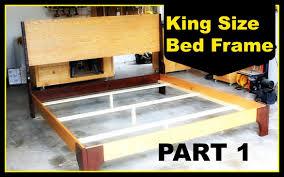 diy king bed frame. Modren Bed For Diy King Bed Frame