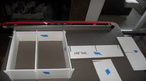 Diy Kitchen Drawer Dividers Diy How To Make Custom Drawer Dividers For 1 Youtube