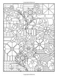 Small Picture Patchwork Quilt Designs Coloring Book Doodles Coloring Pages