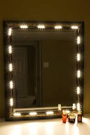Vanity lighting strips Fixtures Vanities Led Light Strip For Vanity Mirror Bathroom With Pertaining To Makeup Strips Prepare 10 Nepinetworkorg Waneway Hollywood Diy Vanity Lights Strip Kit For Lighted Makeup
