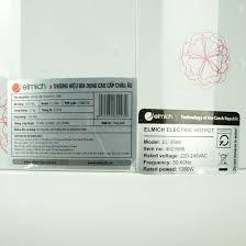 Nồi lẩu hấp điện đa năng Elmich EL-3566
