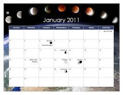 2011 Calendar Template Microsoft Word Create A 2011 Calendar In Word