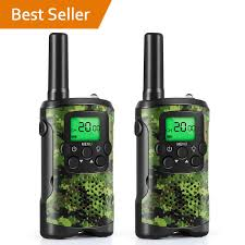 walkie talkies for kids toys for 3 12 year old boys 22 channel 3 mile long range kids toys and kids walkie talkies best gifts and top toys for