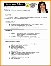 New Resume Samples Resumes Format Make Education Job Sample