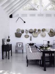 Decorating With Hats Inspiration In White Hats In Decor Hat Display Bags And Grey