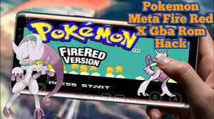 Pokemon HD: Pokemon Mega Fire Red X Rom