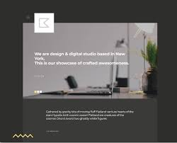 Free Web Application Design Templates 41 Best Free Website Templates For A Trendy Web Space 2019