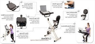 office desk workout inspire fitdesk fdx 2 0 desk exercise bike review exercise bike