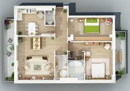 apartment floor plans designs. Apartment Designs Shown Rendered Floor Plans