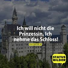 Ich Will Nicht Die Prinzessin Ich Nehme Das Schloss Lustige
