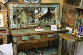 Mirror Coat Rack Distressed Turquoise Credenza And Entry Mirror With Hooks Frontier 89