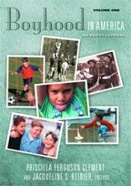 Boyhood in America: An Encyclopedia - ABC-CLIO