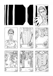 Short Comic – Katharina Blieberger