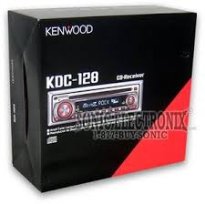 kenwood kdc 128 kdc128 all car stereos sonic electronix product kenwood kdc 128