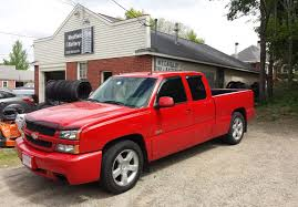 What tires does the Tire Man run on his Chevy Silverado SS? - The ...