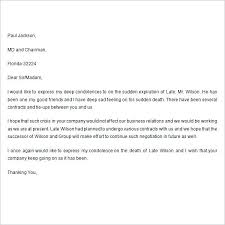 Awe Inspiring Condolence Message Letter Examples For A Friend Sample ...