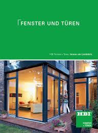 Hbi Fenster Und Türen By Kaiser Design Issuu