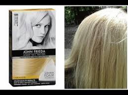 John Frieda Precision Foam Color Chart John Frieda Color Hair Tutorial May 27 2013 Makeup Of The Day