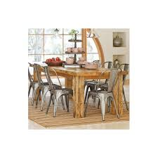 xavier pauchard french industrial dining room furniture. xavier pauchard tolix style metal side chair galvanised clearance sale french industrial dining room furniture e