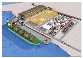 sketchup pro for visualization and logistics at sea ports a conversation with sea tech sketchup