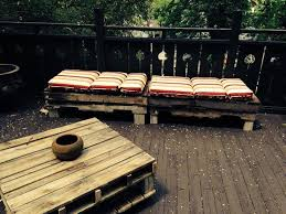 patio furniture made of pallets. interesting patio recycled pallet patio furniture throughout patio furniture made of pallets