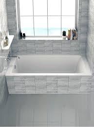best alcove bathtub best drop in bathtub ideas on drop in tub bathtub drop in soaking