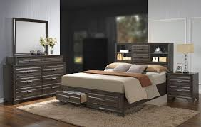 Lifestyle Furniture Bedroom Sets Slater 4pc Queen Storage Bedroom Set Rotmans Bedroom Group