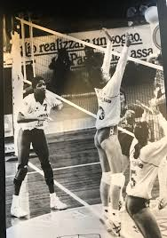 April Chapple My Volleyball Story