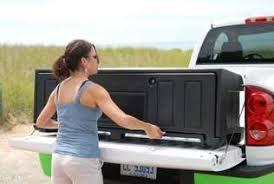 AeroBox Rear Mounted Truck Box makes transporting cargo easy