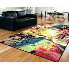 multi colored striped area rugs s s ed multi colored striped rugs