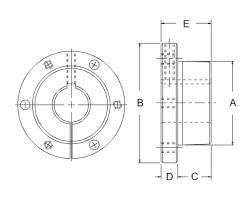 G G Manufacturing Company Qd Bushing Dimensions