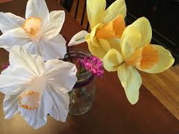 Design Sponge Paper Flowers Paper Flowers Missing Spring Crepe Paper Flowers